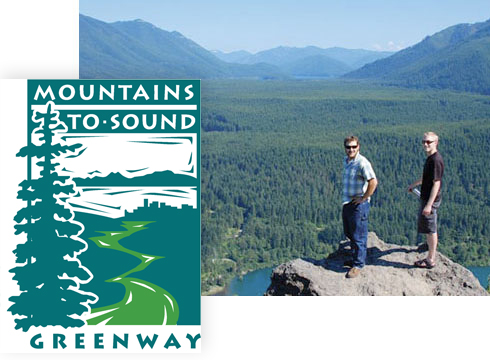 The Mountains-To-Sound Greenway